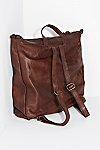 Thumbnail View 4: Loved Leather Messenger