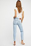 Thumbnail View 2: Levi's Wedgie Icon High Rise Jeans