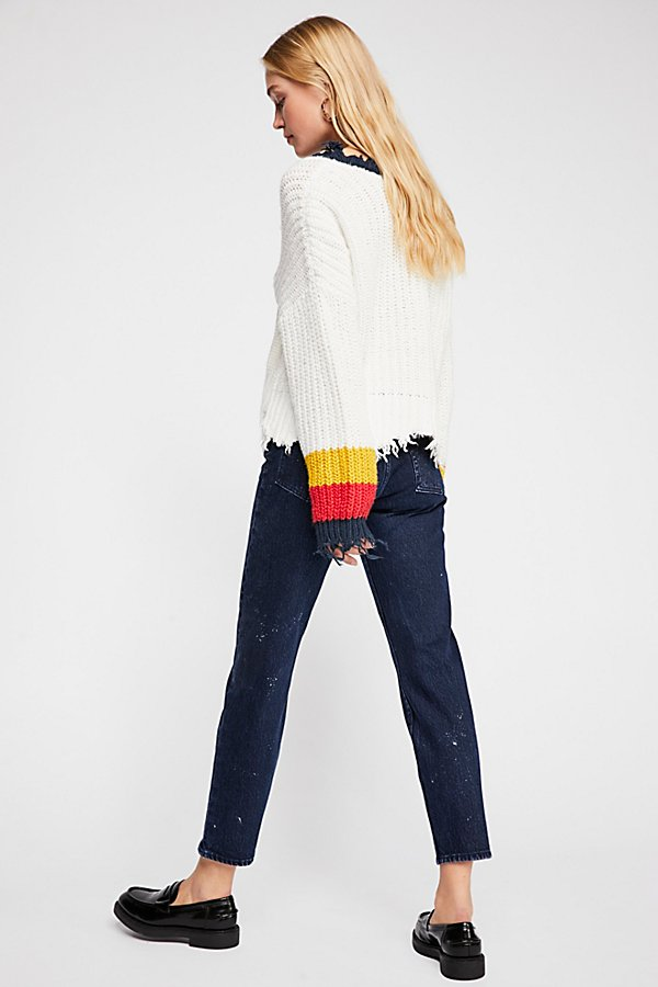 Slide View 2: Levi's Wedgie Icon High-Rise Jeans