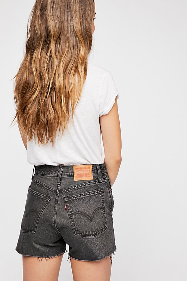 Slide View 2: Levi's High Rise Wedgie Cutoff Shorts