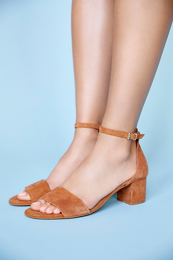 Slide View 1: Marigold Block Heel