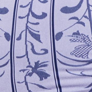 Lilac / navy