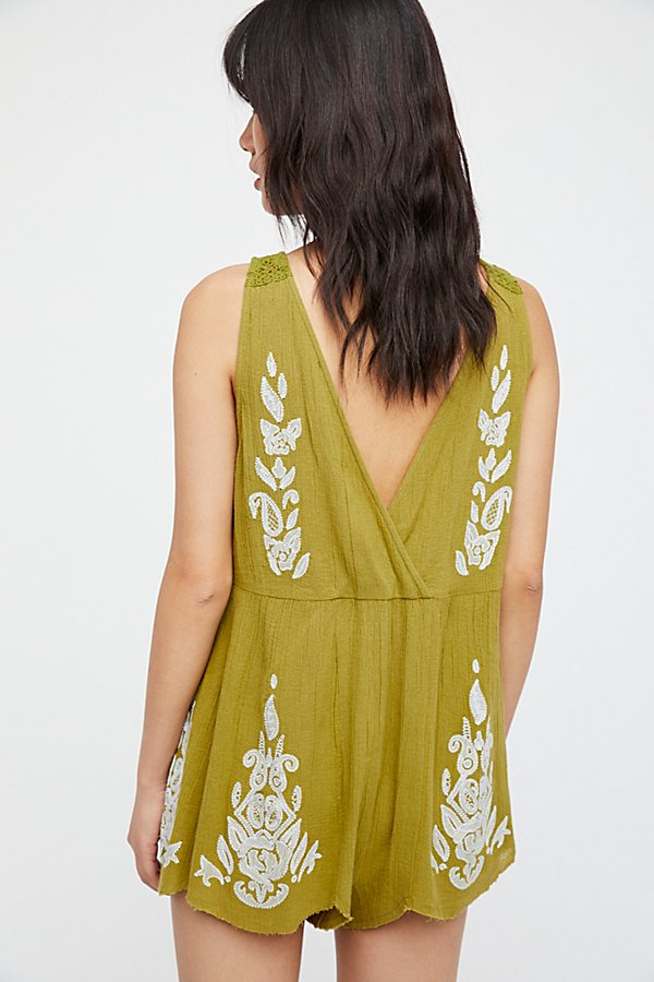Slide View 2: Songbird Romper
