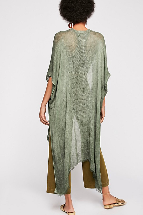 Slide View 2: Day Dream Washed Kimono