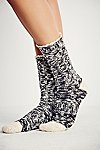 Thumbnail View 6: Melbourne Heathered Crew Socks
