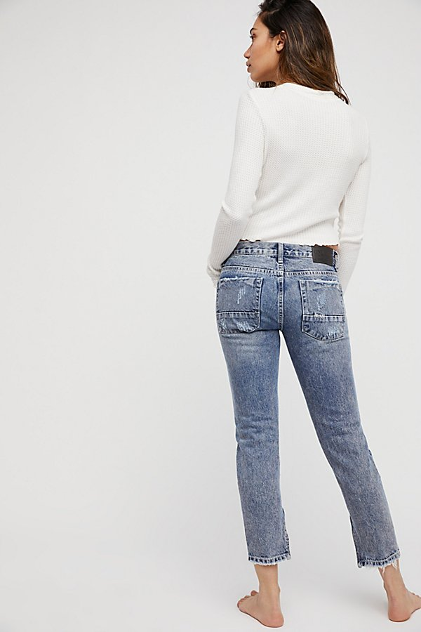 Slide View 2: OneTeaspoon Freebird Skinny Jeans