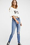 Thumbnail View 3: Levi's 721 High Rise Skinny Jeans