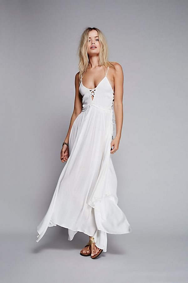 Coconuts All Day Maxi Free People