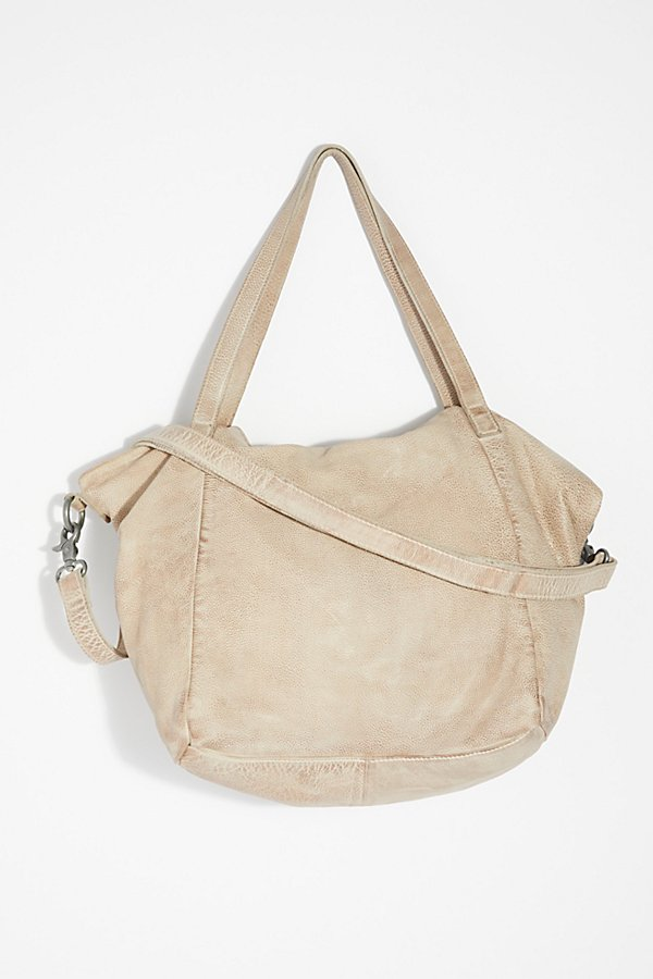 Slide View 4: Lucca Washed Leather Tote