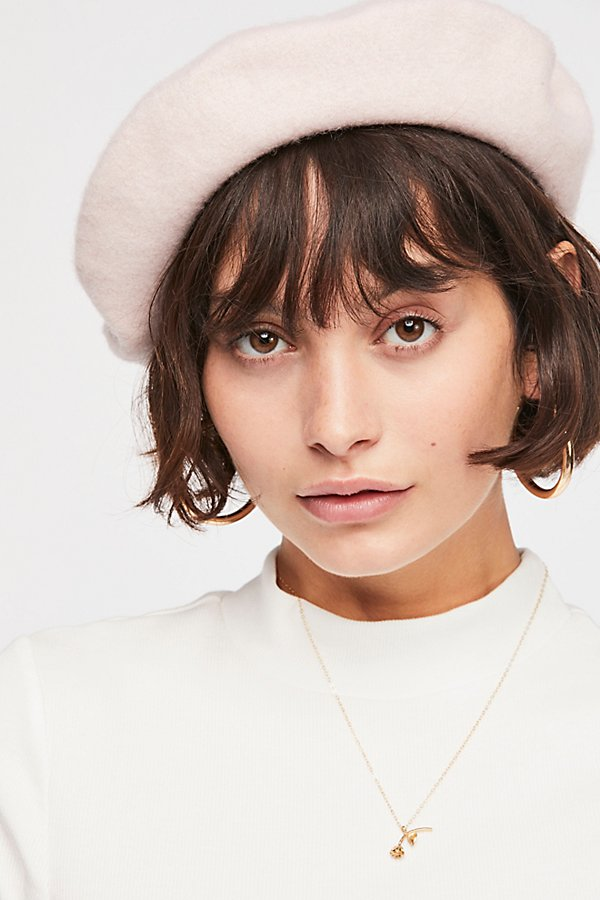 Du Jour Beret  by Free People