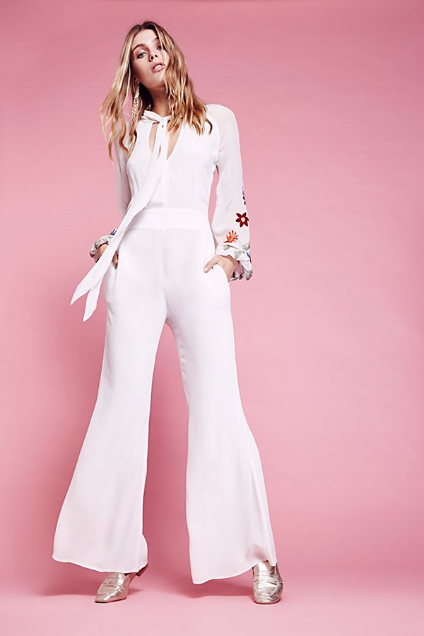 Slide View 1: Smoke Rings Jumpsuit