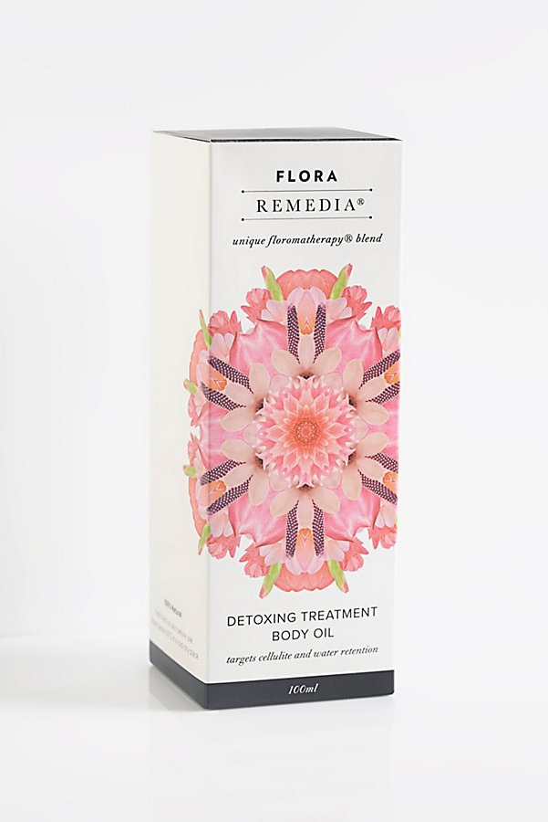 Slide View 2: Flora Remedia Detoxing Body Oil