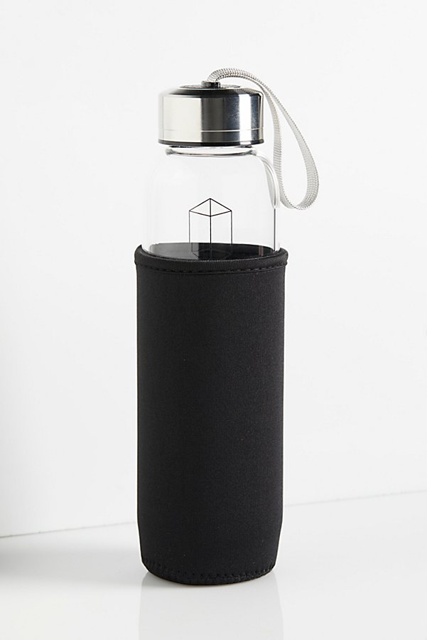 Slide View 3: Glacce Crystal Elixir Water Bottle