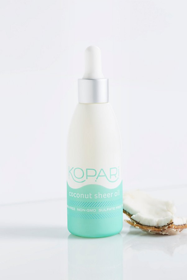 Slide View 1: Kopari Beauty Coconut Sheer Face Oil