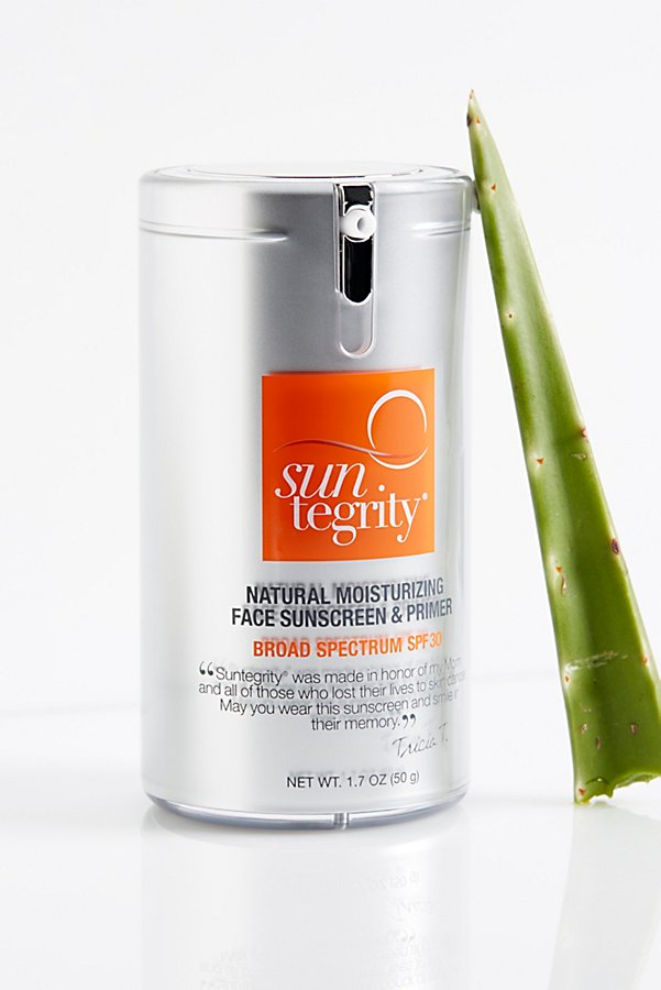 Slide View 1: Suntegrity Natural Moisturizing Face Sunscreen & Primer
