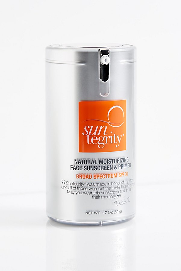 Slide View 2: Suntegrity Natural Moisturizing Face Sunscreen & Primer