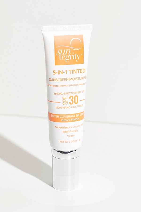 Slide View 2: Suntegrity 5 in 1 Tinted Face Sunscreen