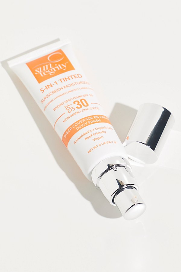 Slide View 3: Suntegrity 5 in 1 Tinted Face Sunscreen