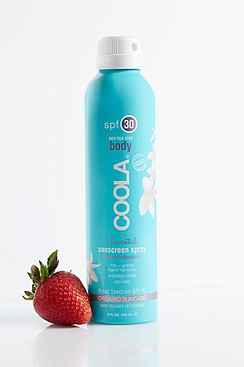 COOLA ECO-LUX Body Continuous Spray SPF 30 Sunscreen