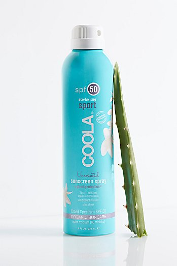 COOLA ECO-LUX Sport Continuous Spray SPF 50 Sunscreen