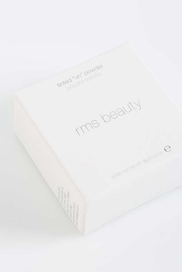 幻灯片视图 2: RMS Beauty Tinted Un-Powder散粉