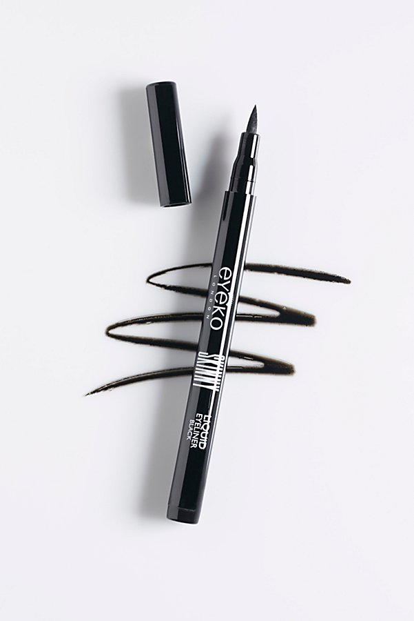 Slide View 1: Eyeko Skinny Liquid Eyeliner Black