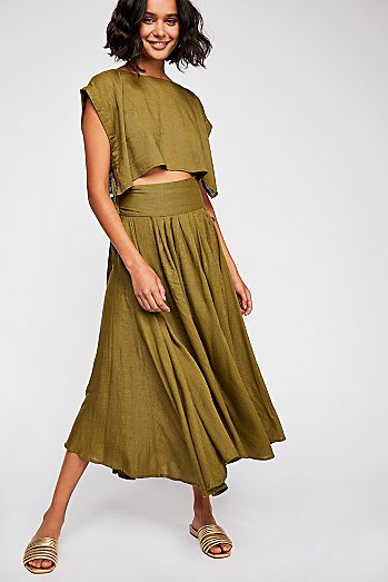 Sundown Skirt Co-Ord