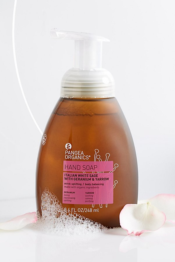 Slide View 1: Pangea Organics Hand Soap