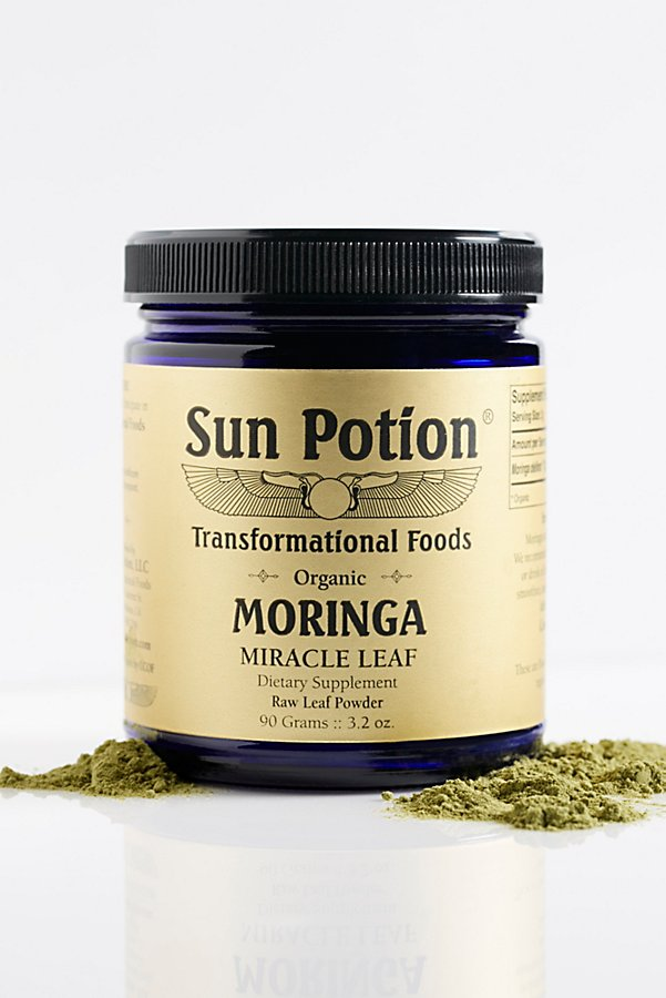 Slide View 1: Moringa Supplement