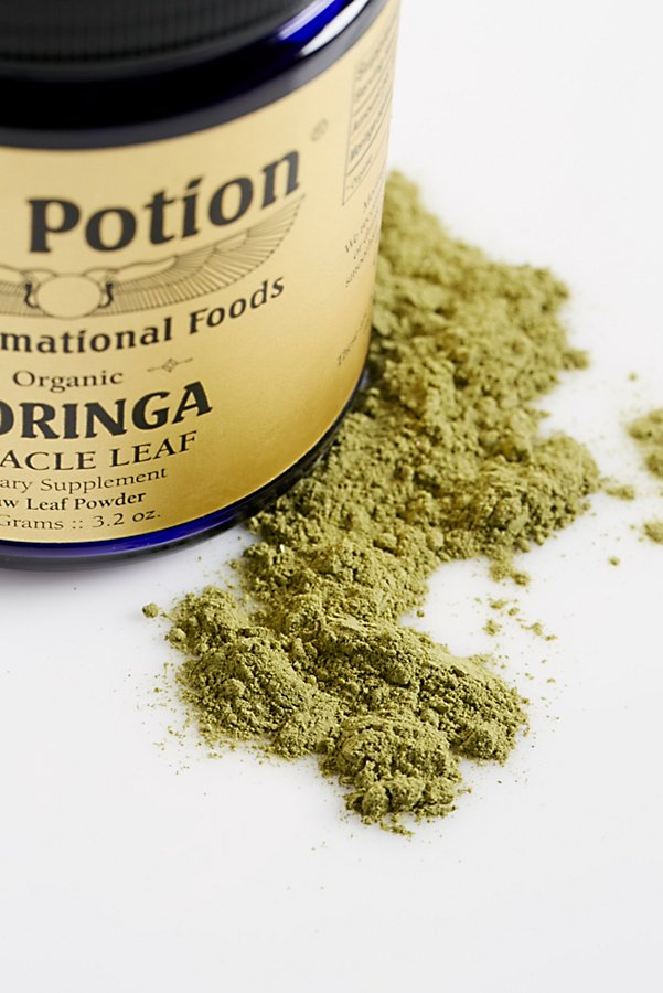 Slide View 3: Moringa Supplement