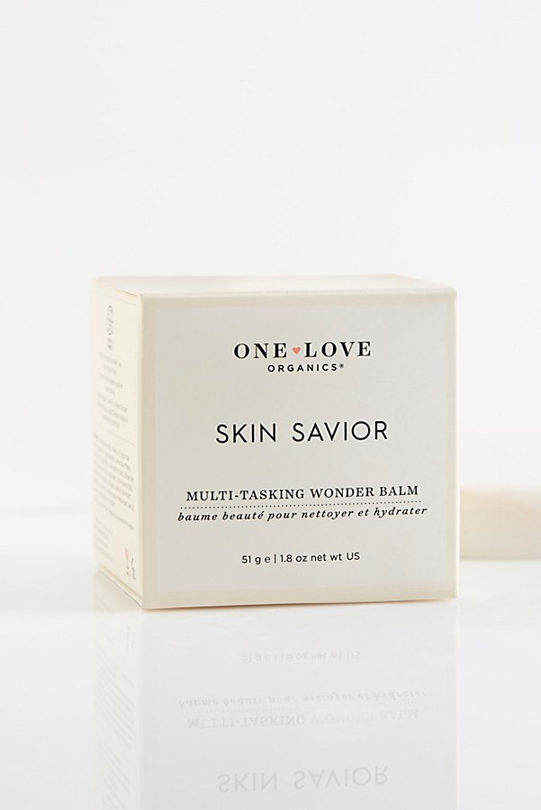 幻灯片视图 2: One Love Organics Skin Savior多重功效神奇润唇膏