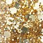 Shattered souls (glittery gold)