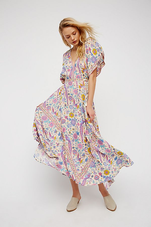 Lovebird Half Moon Gown | Free People