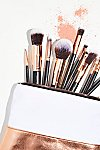Thumbnail View 1: M.O.T.D Cosmetics Lux Vegan Complete Brush Set
