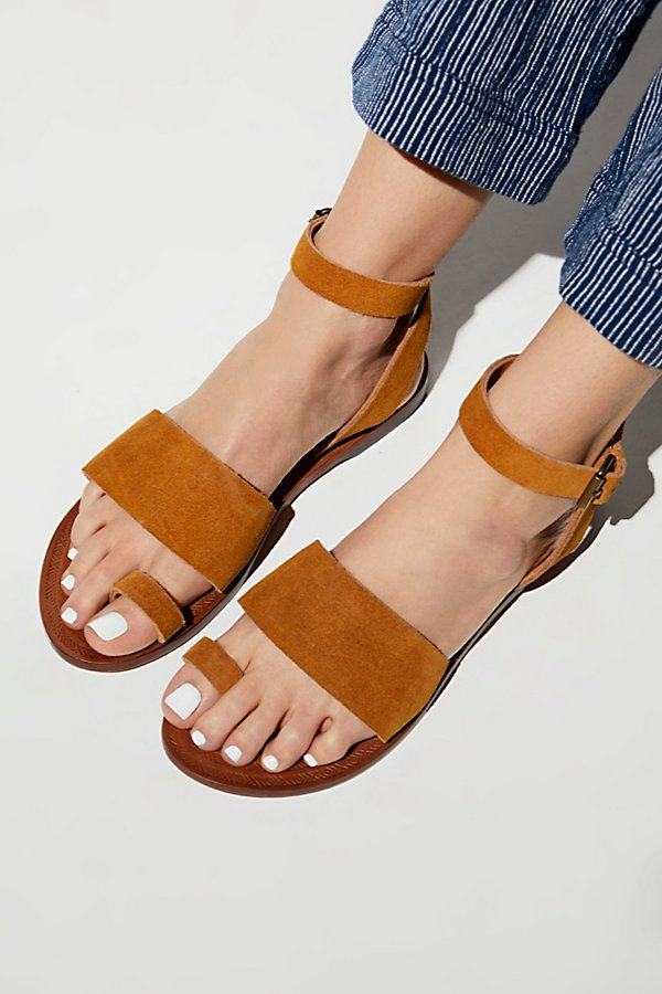 Slide View 1: Torrence Flat Sandal