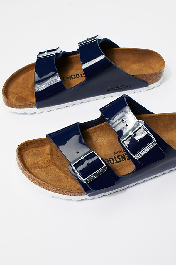 Slide View 3: Arizona Patent Birkenstock