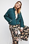 Thumbnail View 1: Dolman Quilted Jacket