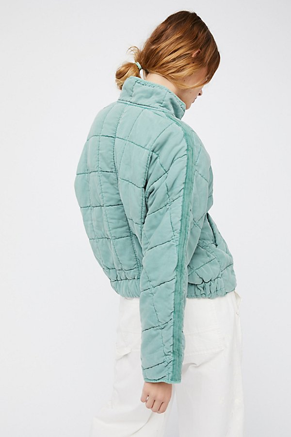 Slide View 2: Dolman Quilted Jacket