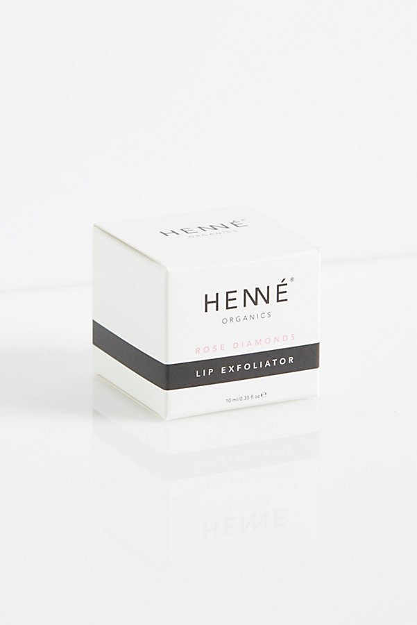 Slide View 2: Henné Organics Rose Lip Exfoliator