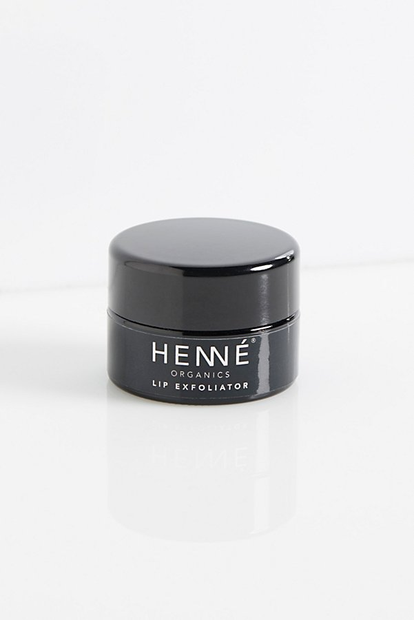 Slide View 3: Henné Organics Rose Lip Exfoliator