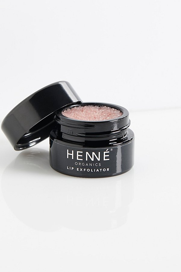 Slide View 4: Henné Organics Rose Lip Exfoliator