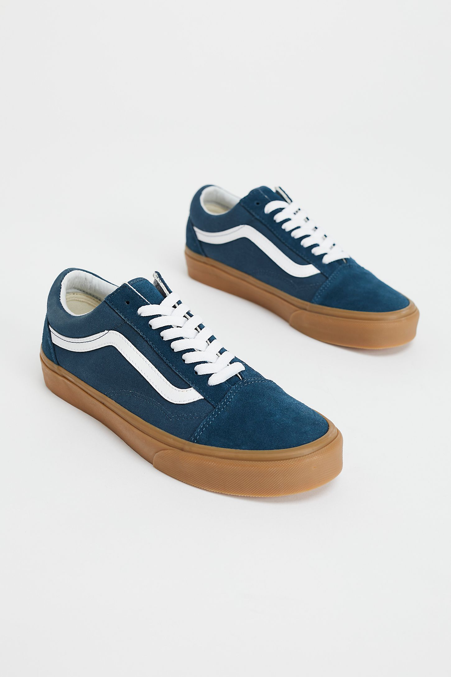 vans old skool gum