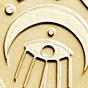 Gold minka