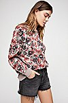 Thumbnail View 1: Go On Get Floral Pullover