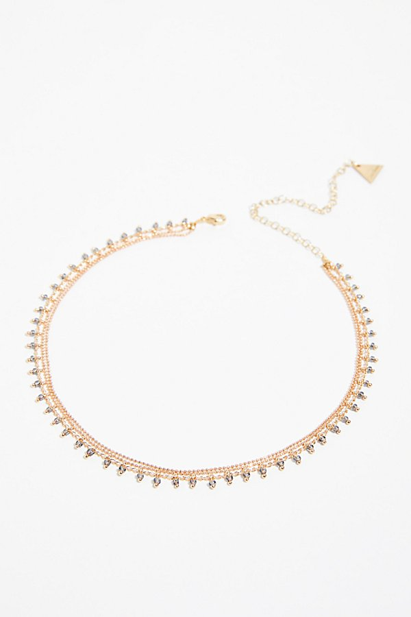 Slide View 2: Mia Triple Delicate Choker