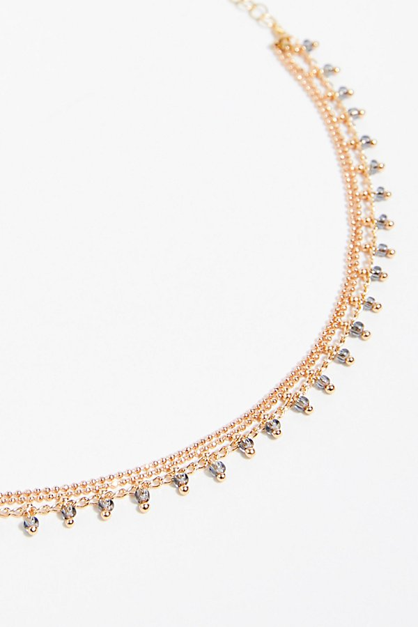 Slide View 3: Mia Triple Delicate Choker