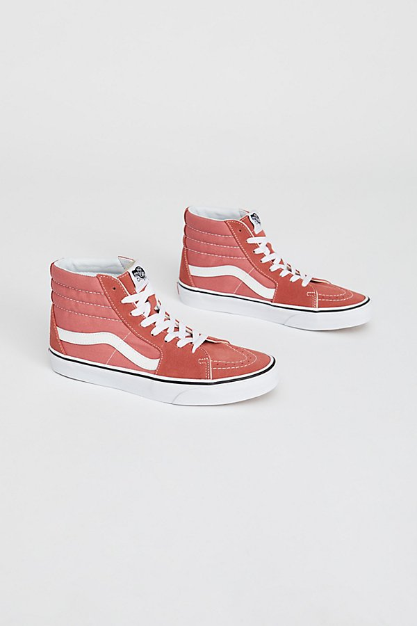 Slide View 2: Vans Sk8-Hi Top Sneaker