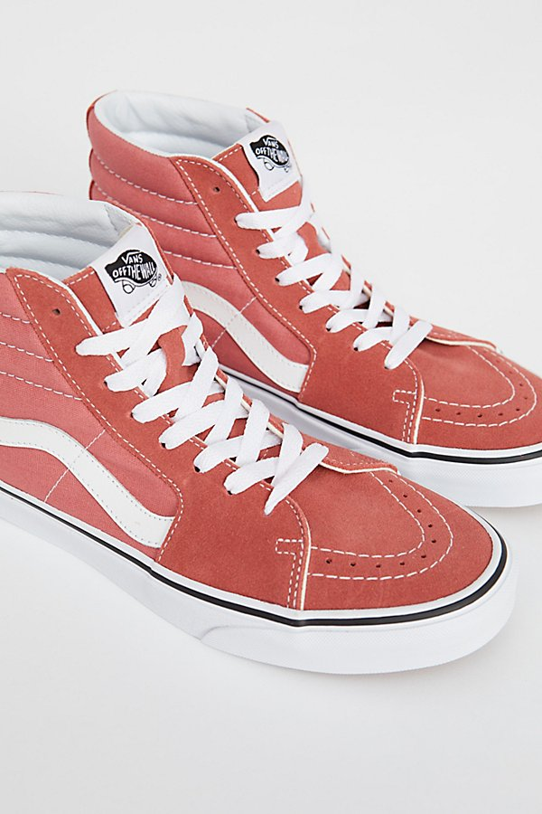 Slide View 3: Vans Sk8-Hi Top Sneaker