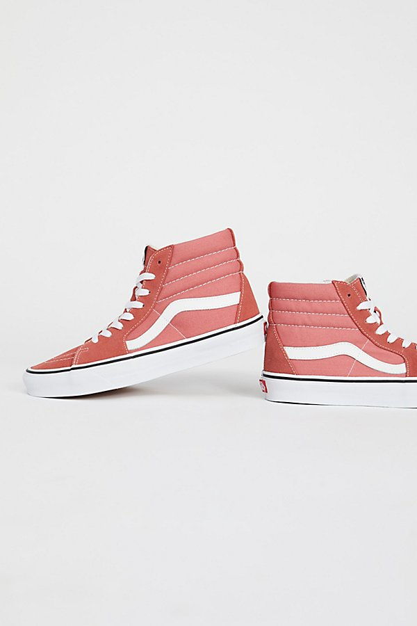 Slide View 4: Vans Sk8-Hi Top Sneaker