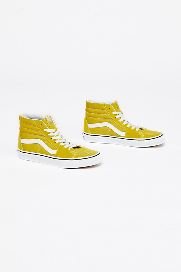Slide View 2: Vans Sk8-Hi Top Trainer